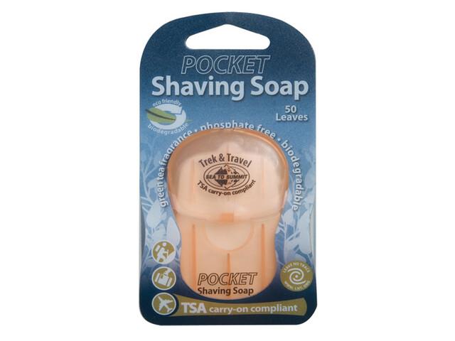 Sea to Summit Trek & Travel Pocket Shaving Soap - 50 feuilles